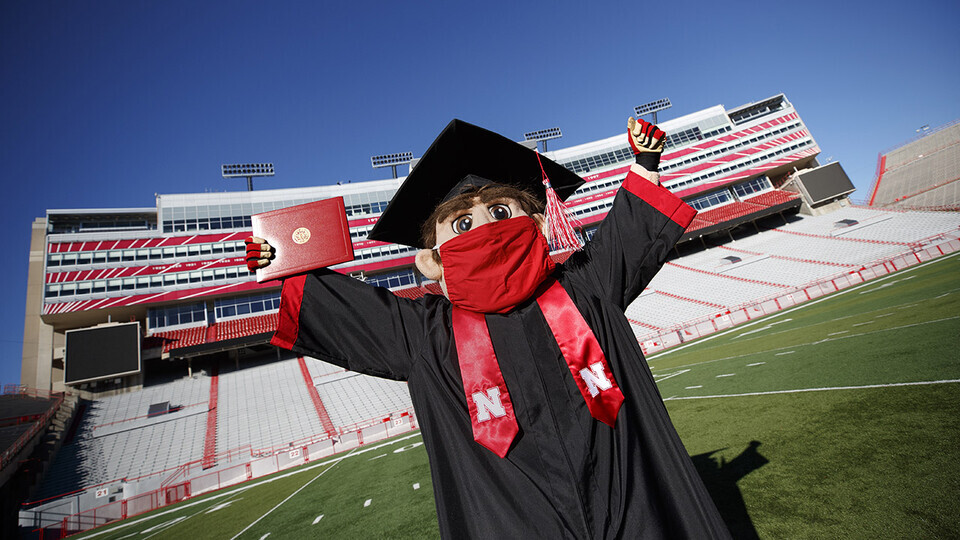 The University of Nebraska–Lincoln plans to hold in-person commencement ceremonies May 7-8 at Memorial Stadium and Pinnacle Bank Arena.