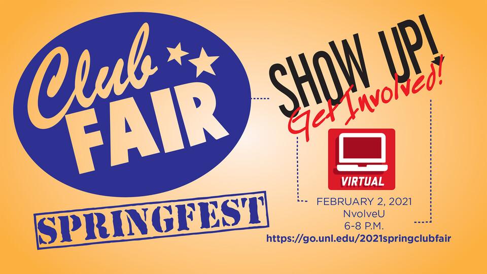 SpringFest Club Fair Goes Virtual