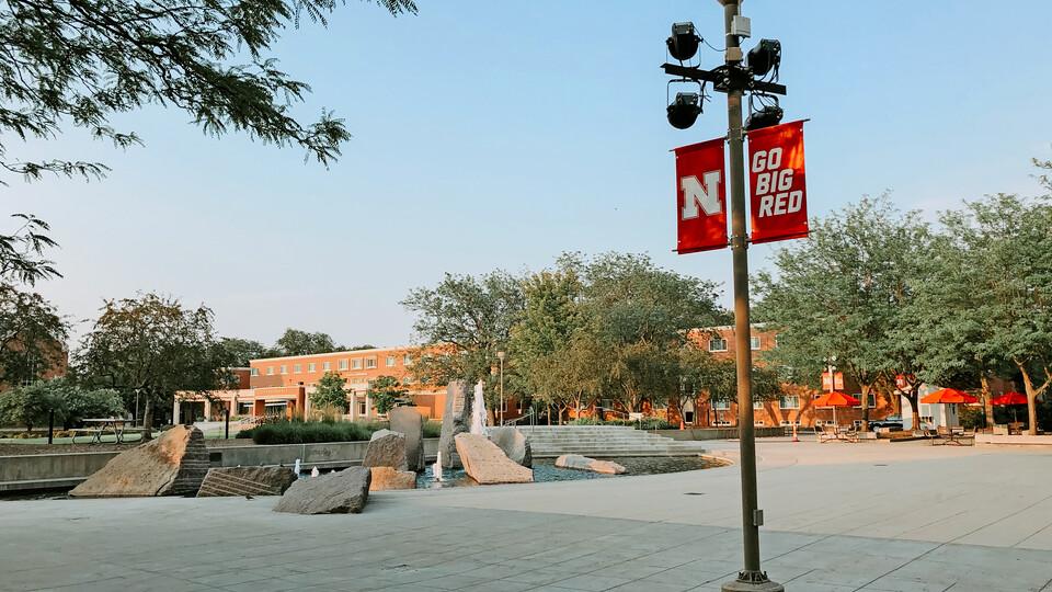 UNL Plaza