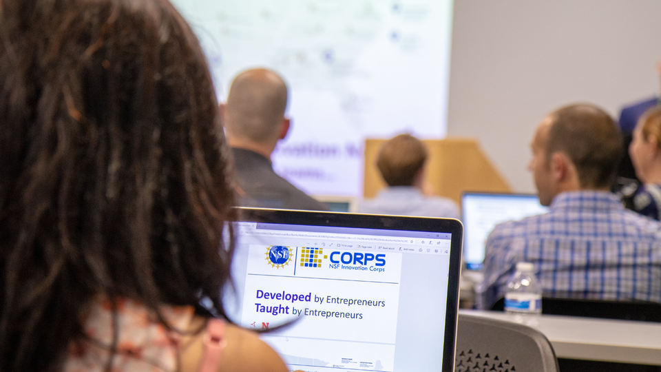 NUtech Ventures is hosting an online session on Jan. 20 to share about the National Science Foundation's Innovation Corps program, which helps researchers evaluate commercial opportunities for their research innovation.