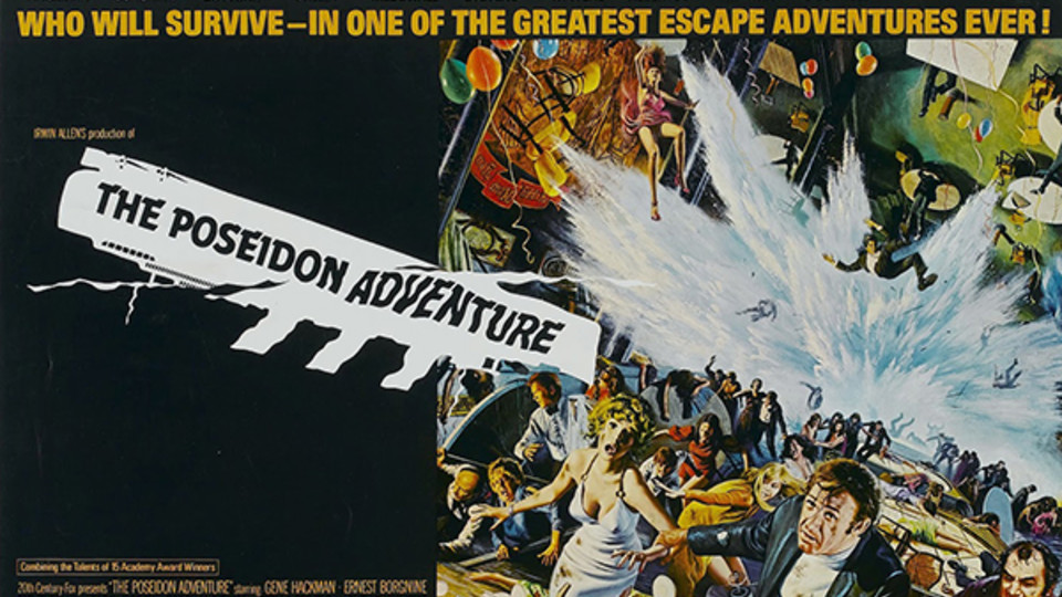 Poseidon Adventure Opens Disaster Film Series Nebraska