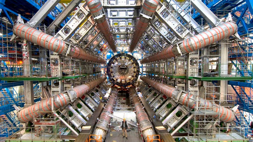 "The documentary ""Particle Fever"" follows scientists working on the Large Hadron Collider."