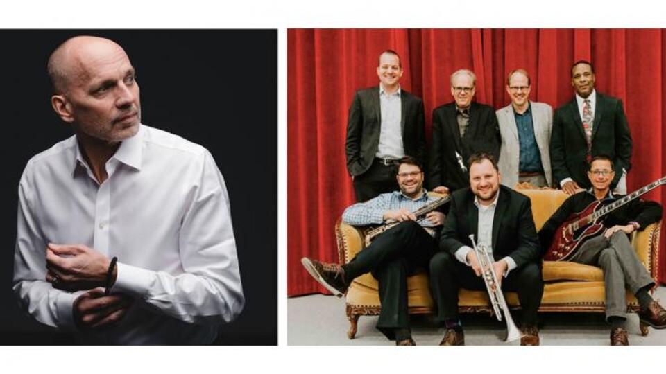 Paul Barnes and UNL Faculty Jazz Ensemble