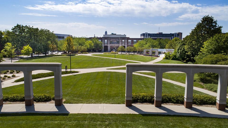 Aerial campus