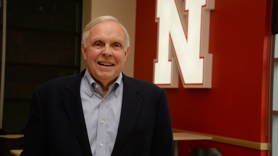 This year's Doc Elliott Award recipient is Professor Emeritus Fred Luthans, who spent his entire 50-year academic career at Nebraska where he is the University and George Holmes Distinguished Professor of Management, Emeritus.