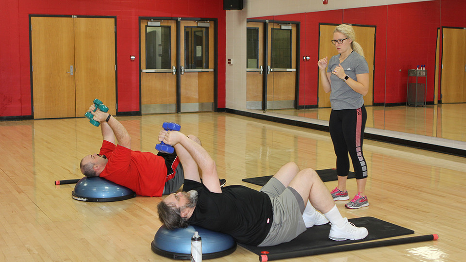 Nebraska's Fit+Fueled program blends fitness and nutrition to help participants lose weight and improve health.