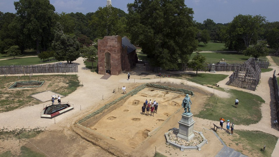 Archeology Virtual Tour