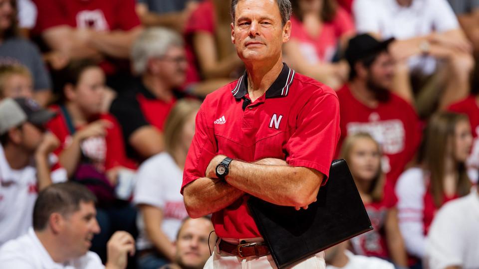 Coach John Cook