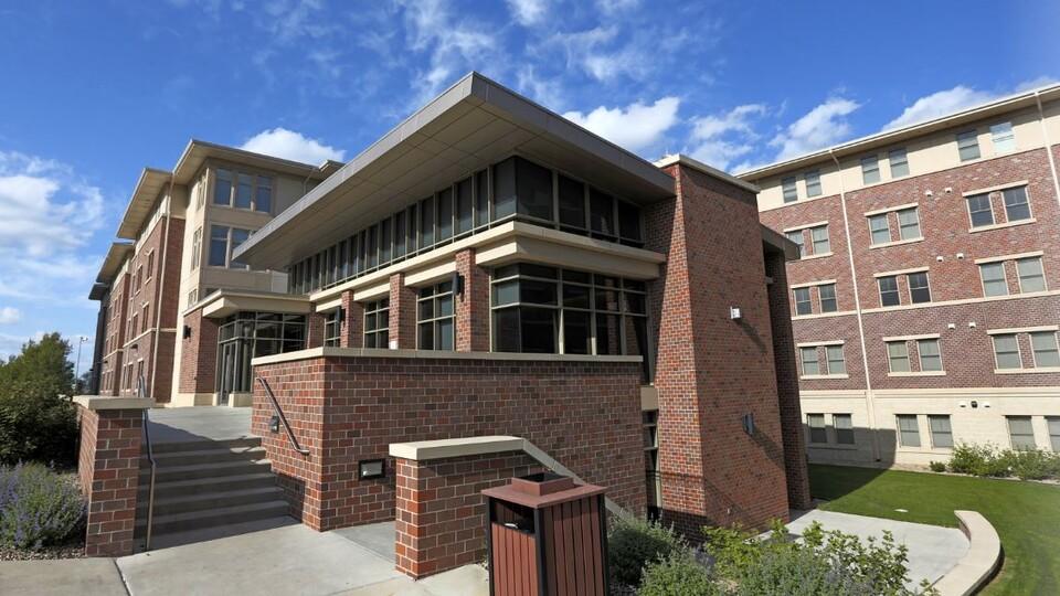 Knoll Residential Center, home of the University Honors Program