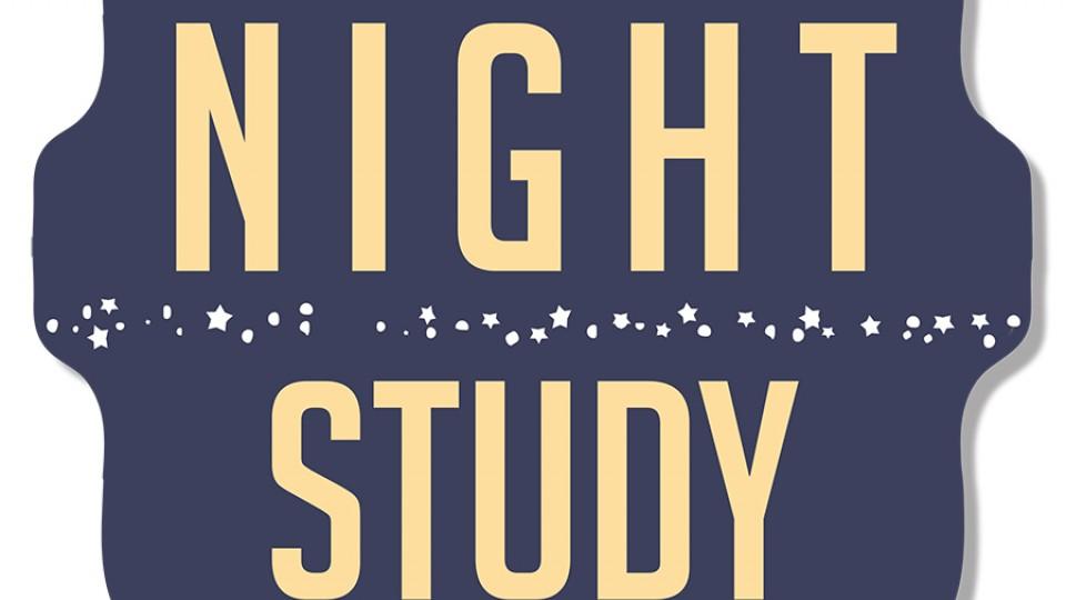 Late Night Study Logo