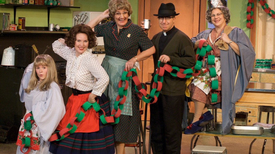Christmas Plays For Church.Church Basement Ladies Christmas Plays The Lied Dec 7 9