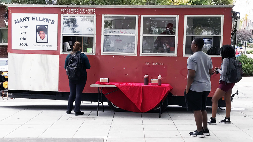 Mary Ellen's Soul Food will open a temporary pop-up shop in the Nebraska Union beginning Dec. 3.