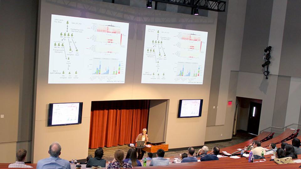 Nebraska Plant Breeding Symposium 2016, Nebraska Innovation Campus Conference Center