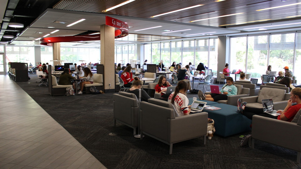 Adele Coryell Hall Learning Commons