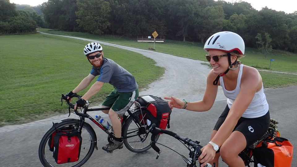UNL Campus Recreation supports the biking community.