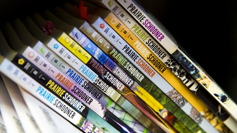 Prairie Schooner, a national literary quarterly publication