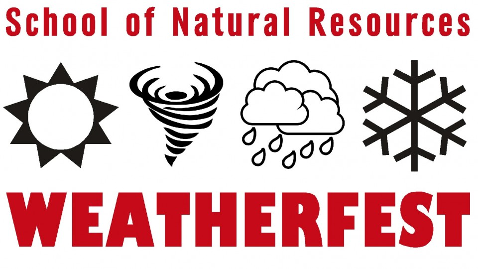 UNL's Weatherfest and Severe Weather Symposium is April 5 at Hardin Hall.