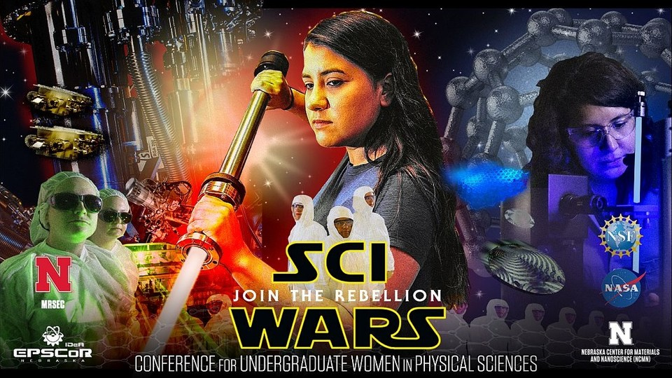 Sci Wars poster
