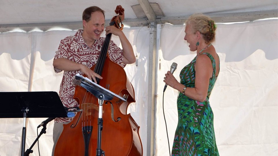Nebraska's Hans Sturm and Jackie Allen will open the Notes@Noon series on Sept. 26.