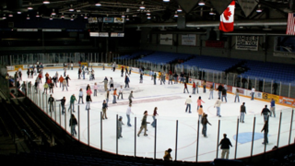 Free Skate Night At The Ice Box Tonight Next Nebraska