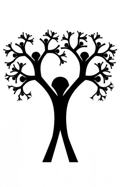 genealogy tree graphic