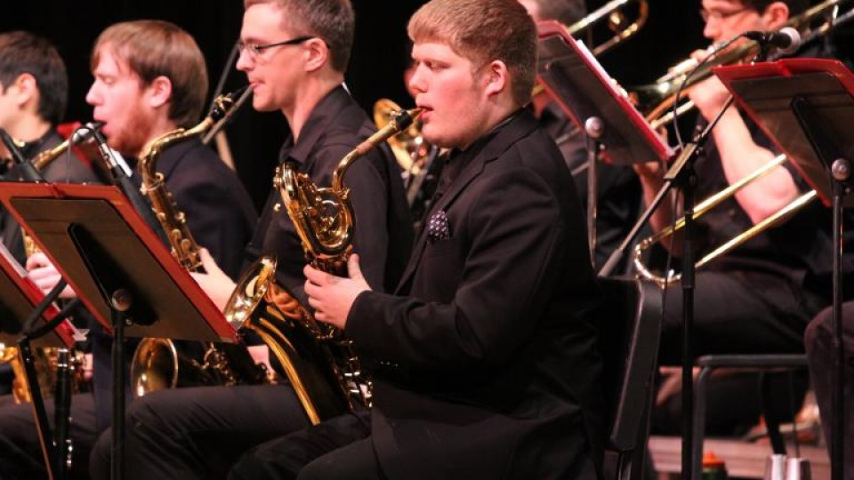 The UNL Jazz Orchestra will perform with the UNL Big Band at 7:30 p.m. March 5 in Kimball Hall.