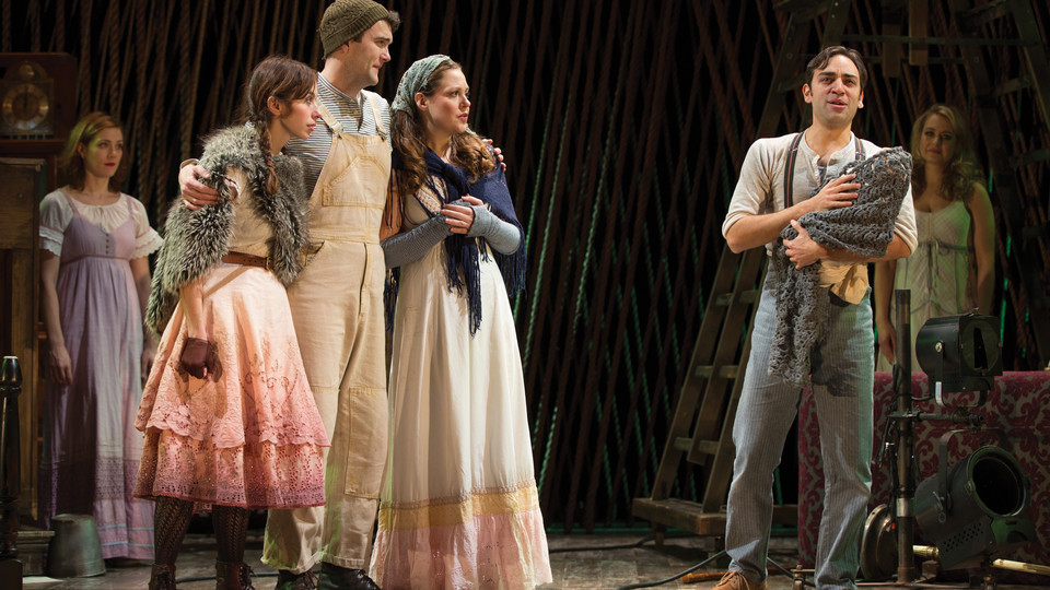 "Cutline: The Tony-winning musical ""Into the Woods"" is coming to the Lied Center for Performing Arts for two performances Feb. 16 and 17."