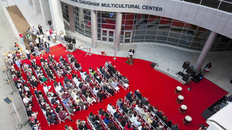 Gaughan Center opening