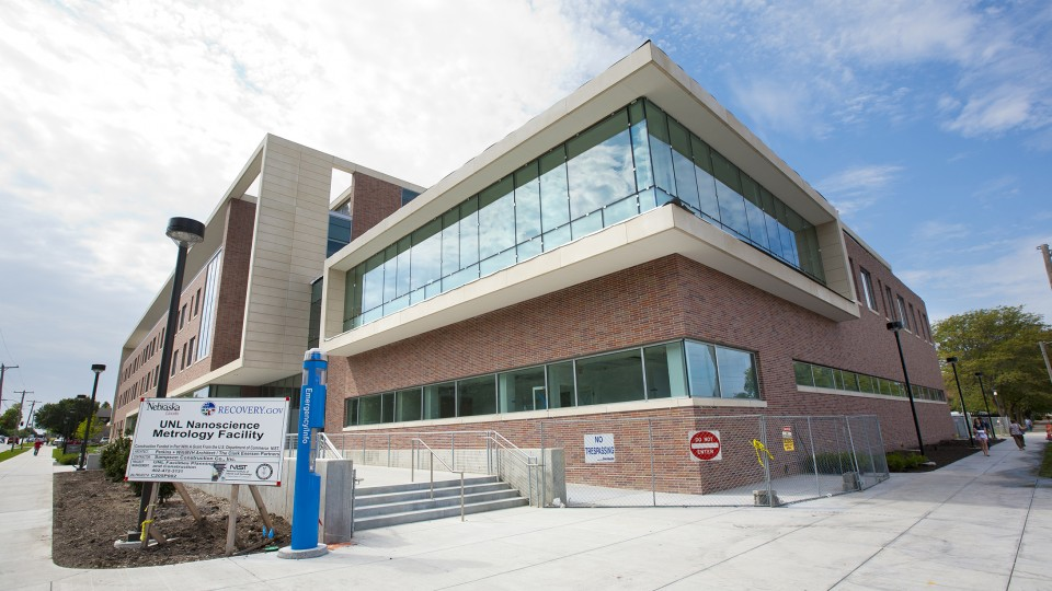 UNL's Voelte-Keegan Nanoscience Research Center