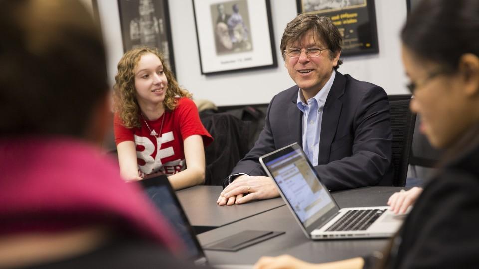William Thomas III, UNL professor of history, was named a Guggenheim Fellow on April 6.