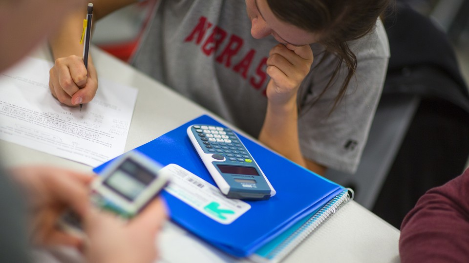Annual math day to draw record numbers | Nebraska Today | University