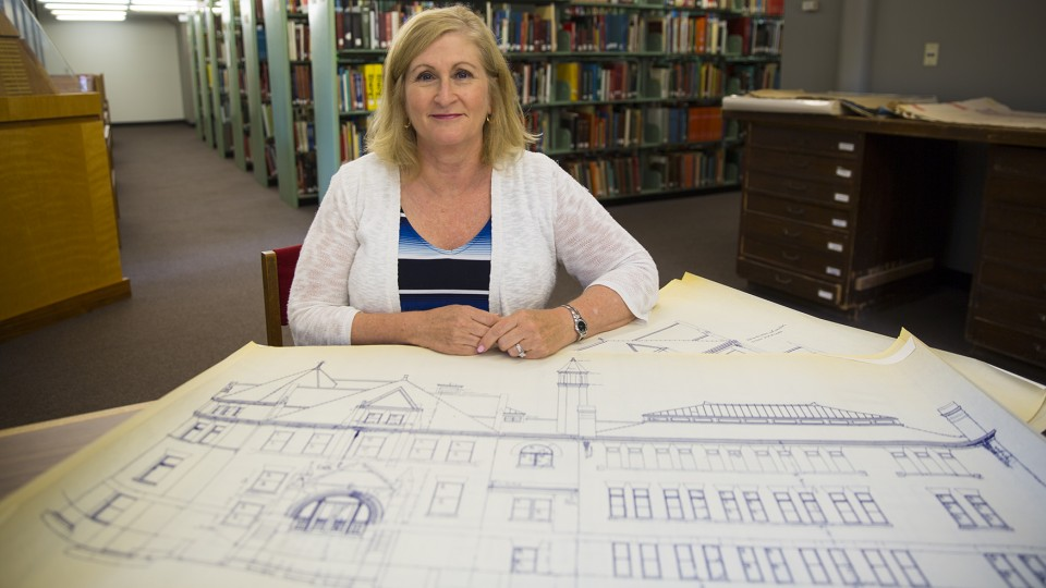 A research project into campus architecture has led to Kay Logan-Peters becoming an unofficial UNL historian. Her work is featured in the UNL Historical Buildings website.