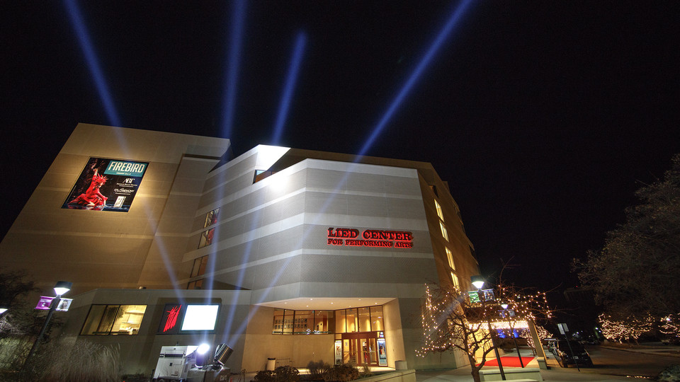 Nebraska's Lied Center for Performing Arts