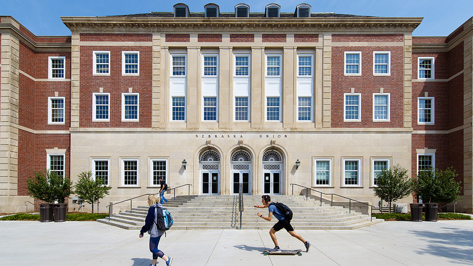 A request from students has led to university officials updating the names of rooms within the Nebraska Union. The names will reflect Nebraska's Native American heritage and natural landmarks.