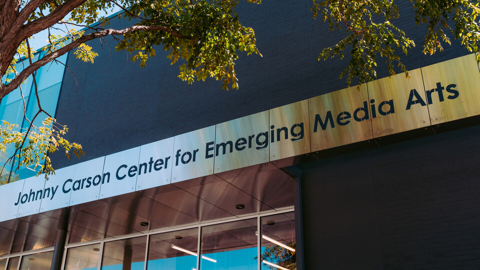 Johnny Carson Center for Emerging Media Arts