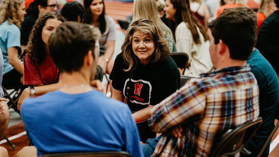 Husker Dialogues, an annual event that helps first-year students dig into the reasons for their beliefs while learning from stories of peers, is going virtual due to the global pandemic. The first session is Sept. 10.