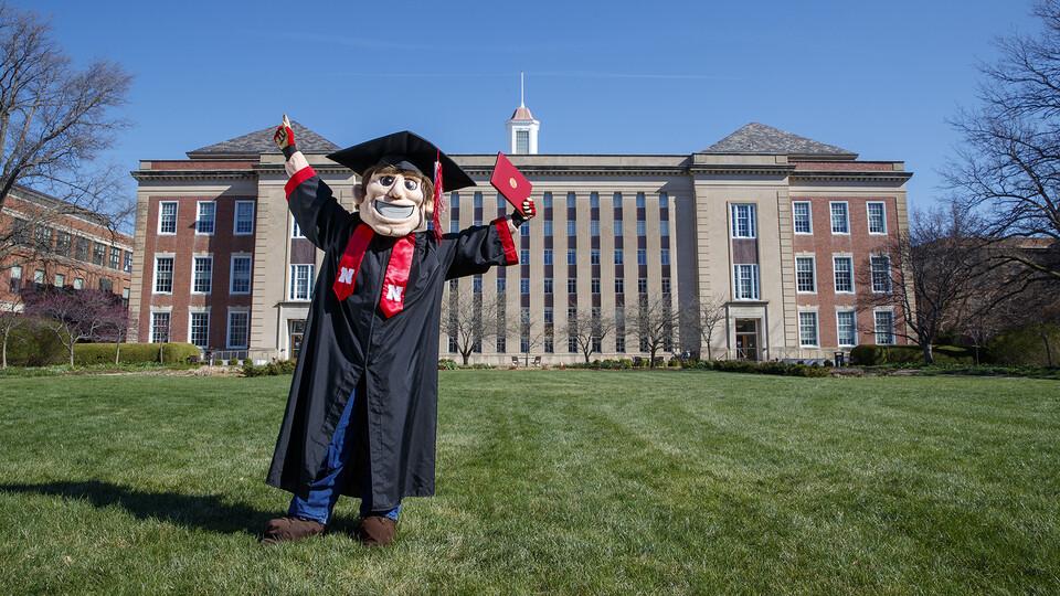 Graduate Herbie