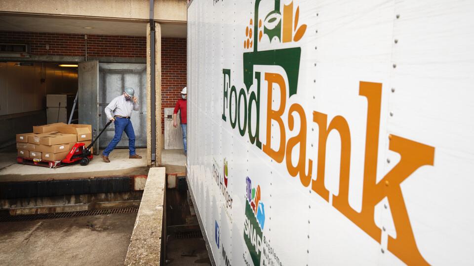 Pork donation Food Bank
