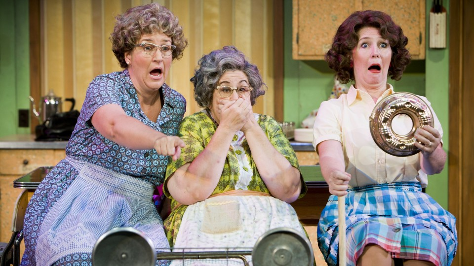 The Church Basement Ladies Return To The Lied Center With A New Show, April  25