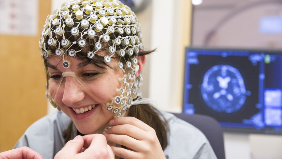 UNL's Center for Brain, Biology and Behavior will be featured during Sunday with a Scientist March 13 at Morrill Hall.