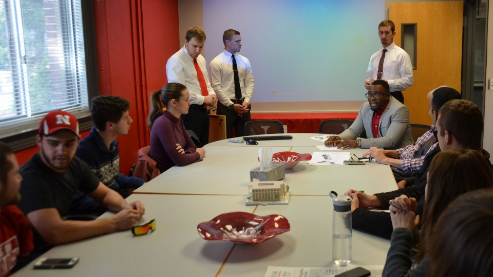 University of Nebraska-Lincoln students will travel to Uganda over spring break to complete a social entrepreneurship project to assist an organization known as Kinawataka Women Initiatives.
