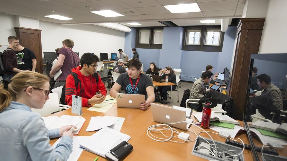College Of Engineering Adds Software Engineering Major Nebraska Today University Of Nebraska Lincoln