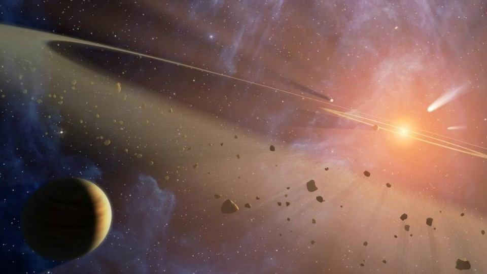 Mueller Planetarium at Morrill Hall will host an Asteroid Day event at 6:30 p.m. June 30.