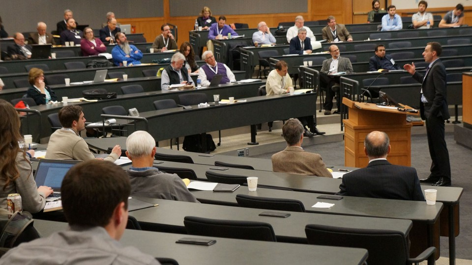 The University of Nebraska's annual water symposium and water law conference are Oct. 20 and 21 at Nebraska Innovation Campus.