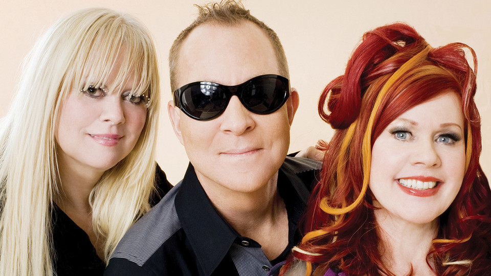 New wave band The B-52s will open the Lied Center's 2017-18 season on Sept. 30.