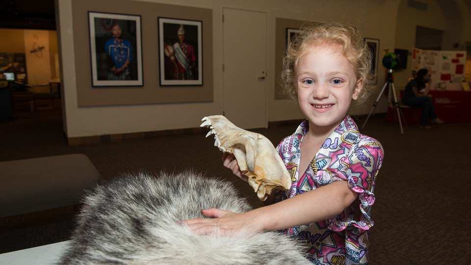 Visitors to Morrill Hall's Archie's Late Night Party can explore a variety of science topics through hands-on activities from 6 to 10 p.m. June 8.