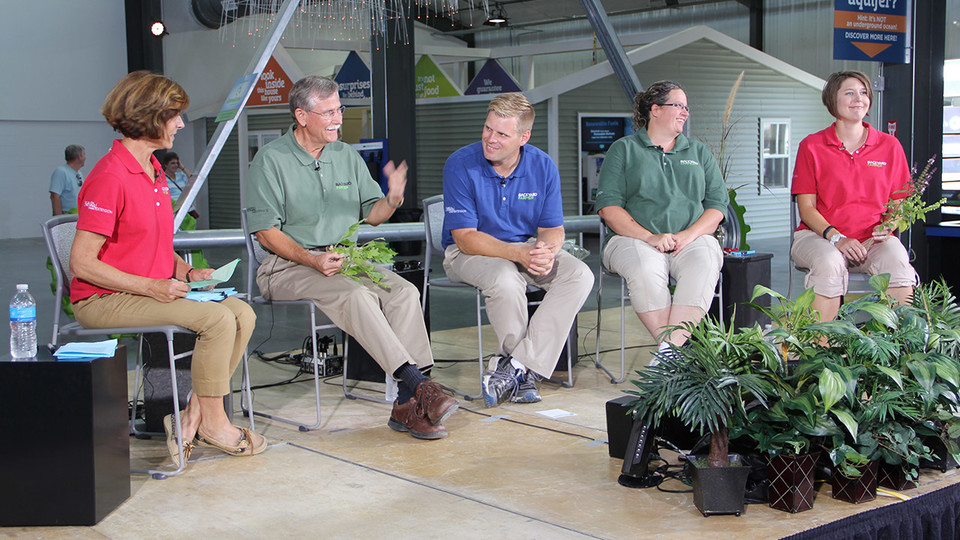 """Fans of the long-running lawn-and-garden TV series """"Backyard Farmer"""" are invited to attend two free live tapings."""