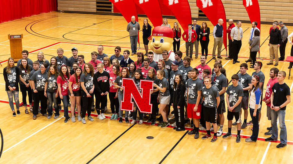 The University of Nebraska-Lincoln recently recognized 51 high school seniors from Nebraska FFA chapters who have committed to attend the university in the fall.