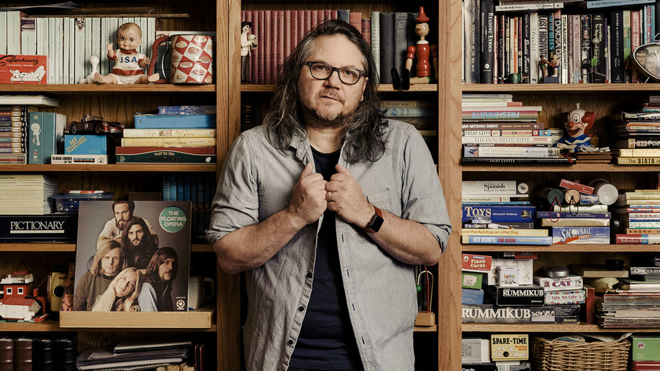 "Wilco frontman Jeff Tweedy will perform on ""Live from Here"" Oct. 27 at the Lied Center for Performing Arts."