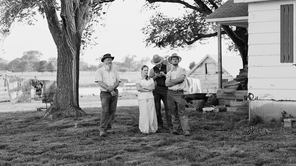 """""""New Farmers"""" will be on view from Nov. 2 through Feb. 16, 2019, at the Great Plains Art Museum."""